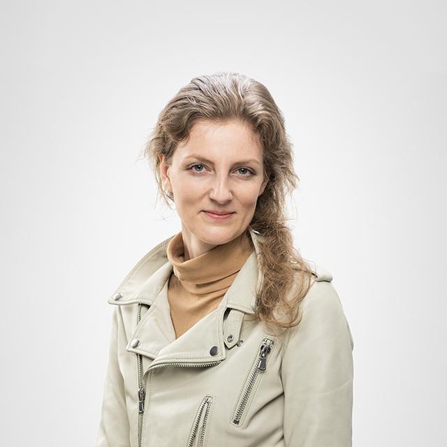 portret Anny Myczkowskiej-Szczerskiej