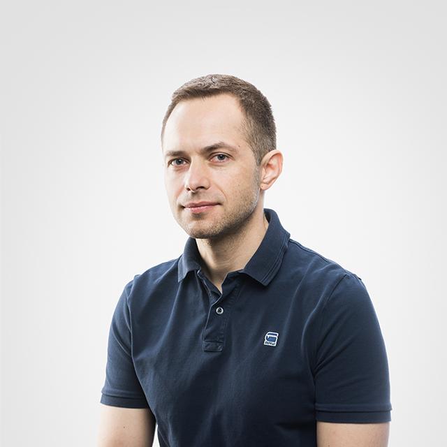 portret Michała Kracika
