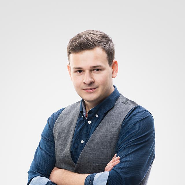 portret Mikołaja Trusia