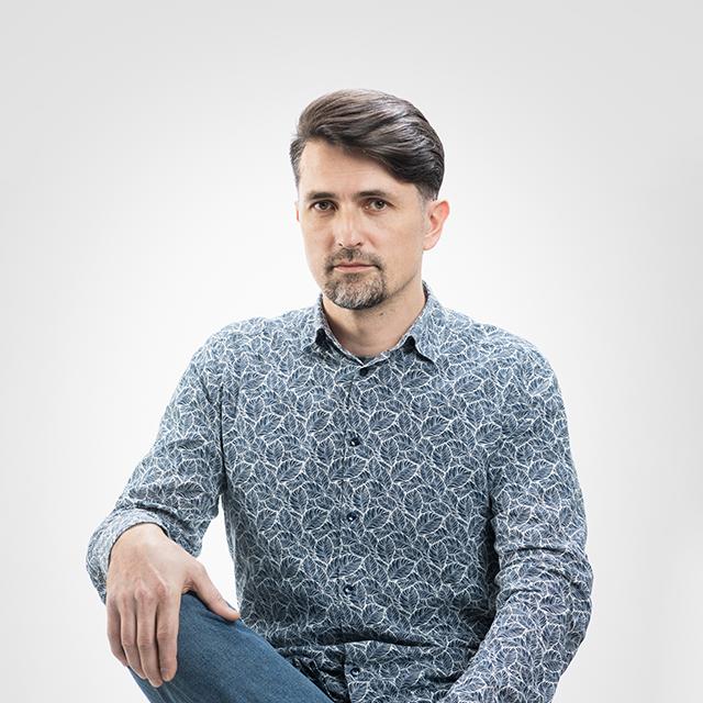 portret Macieja Własnowolskiego