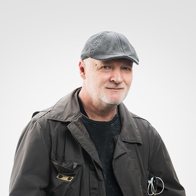 portret Wojciecha Kopczyńskiego