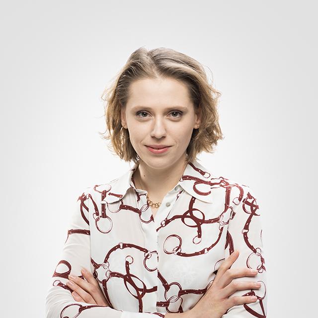 portret Soni Furmanek