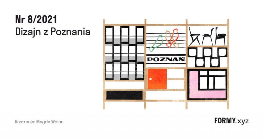 okładka pisma internetowego Formy.xyz