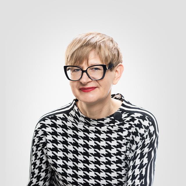 portret Agaty Kwiatkowskiej-Lubańskiej