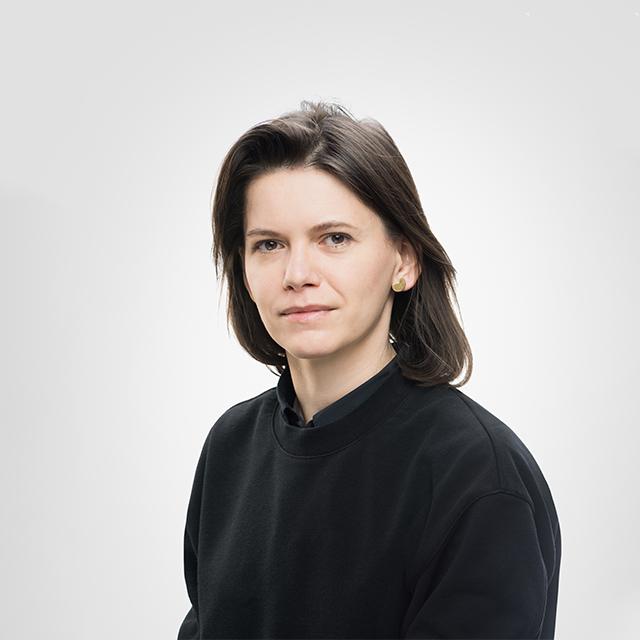 portret Joanny Krokosz