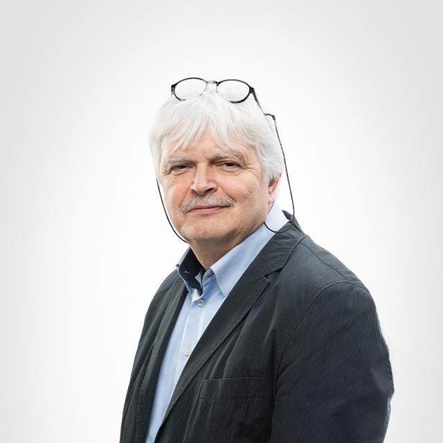 portret Marka Liskiewicza