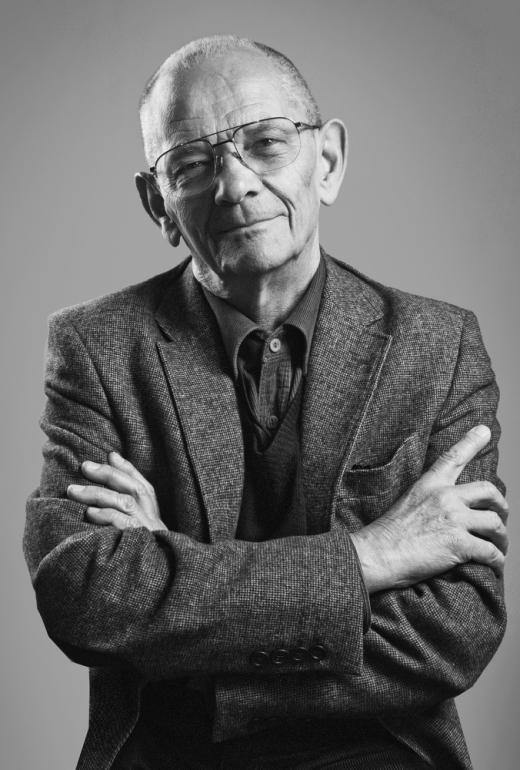 Portret Jerzego Ginalskiego